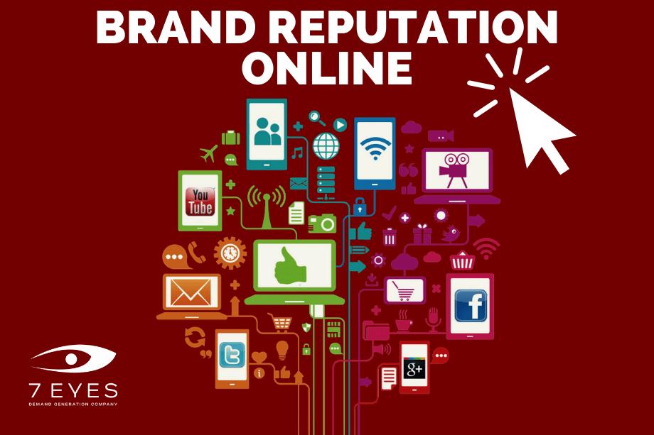 brand reputation online