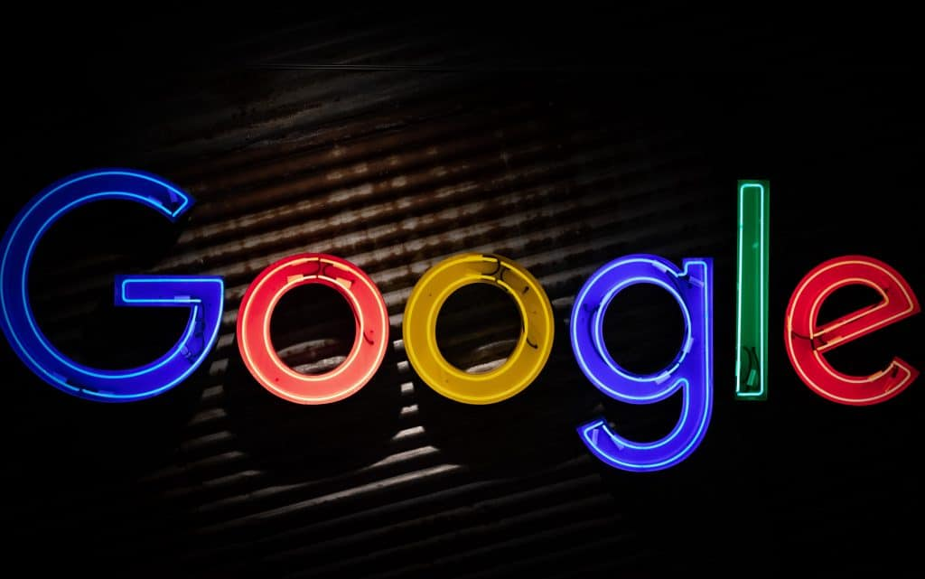 Tanti Auguri Google